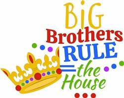Rule The House print art