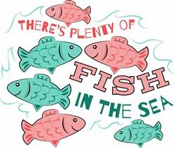 Plenty Of Fish print art