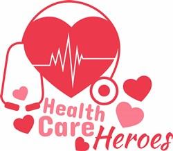 Healthcare Heroes print art