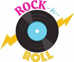 Rock-N-Roll print art