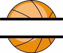 Basketball Namedrop print art