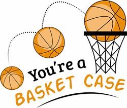 Basket Case print art