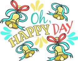 Oh Happy Day print art
