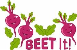 Beet It print art