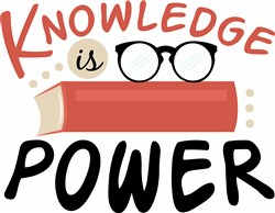 Knowledge Is Power print art