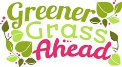 Greener Grass print art