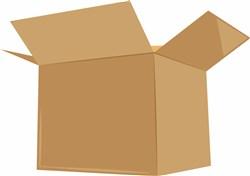 Moving Box print art