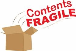 Contents Fragile print art