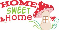 Home Sweet Home print art