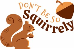 So Squirrely print art