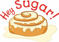 Hey Sugar print art