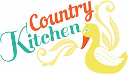 Country Kitchen Duck print art