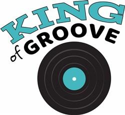King Of Groove print art