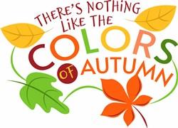 The Colors Of Autumn print art