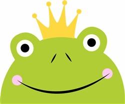 Frog Prince print art