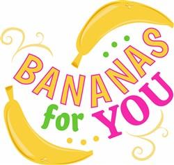 Banana For You print art