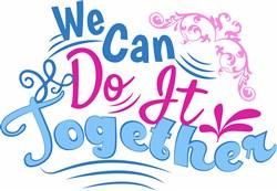 Do It Together print art