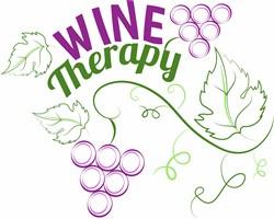 Wine Therapy print art