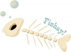 Fishay print art