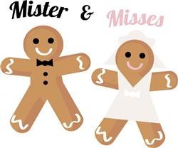 Mister & Misses print art
