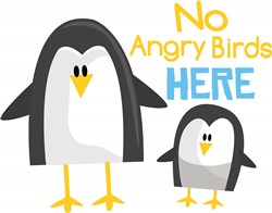 Angry Birds print art