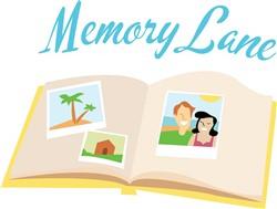 Memory Lane print art