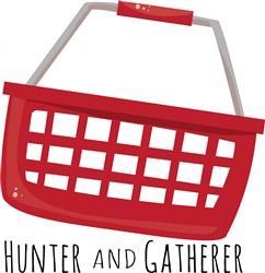 Hunter & Gatherer print art
