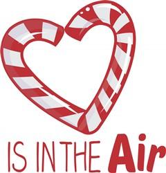 Xmas In The Air print art
