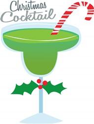 Christmas Cocktail print art