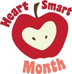 Heart Smart Month print art