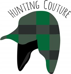 Hunting Couture print art