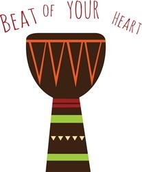 Beat Of Your Heart print art