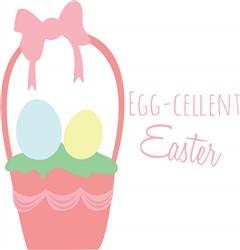 Egg-cellent Easter print art