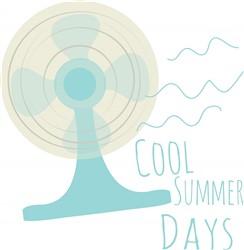 Cool Summer Days print art