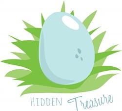 Hidden Treasure print art