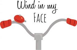 Wind In My Face print art