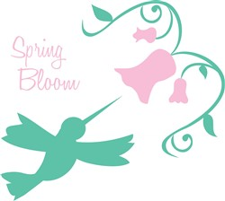 Spring Bloom print art