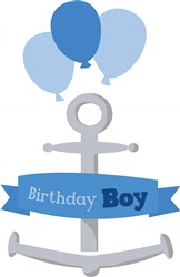 Birthday Boy print art