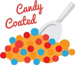 Candy Coated print art