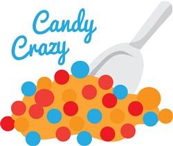 Candy Crazy print art
