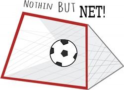Nothin But Net print art