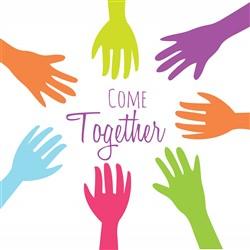 Come Together print art