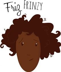 Friz Frinzy print art