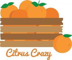 Citrus Crazy print art