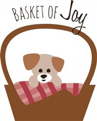 Basket of Joy print art
