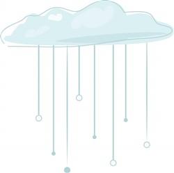 Rain Cloud print art