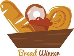 Bread Winner print art