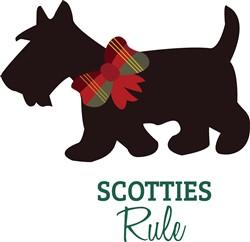 Scotties Rule print art