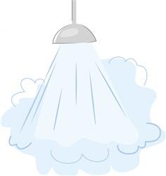 Steamy Shower print art