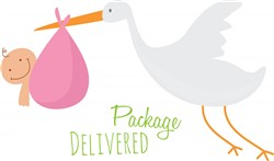 Package Delivery print art